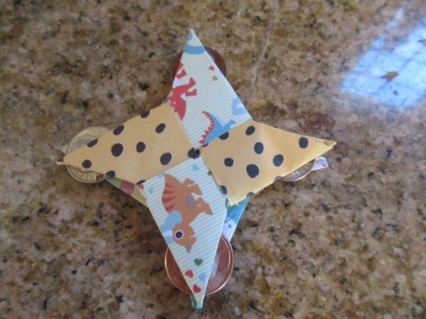 Origami Fidget Spinner (9)