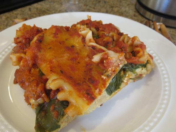 Spinach Lasagna (2)