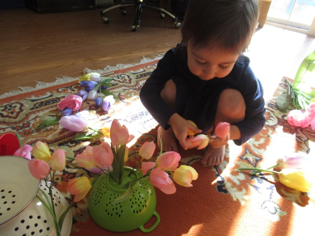 Spring Flower Pretend (6)