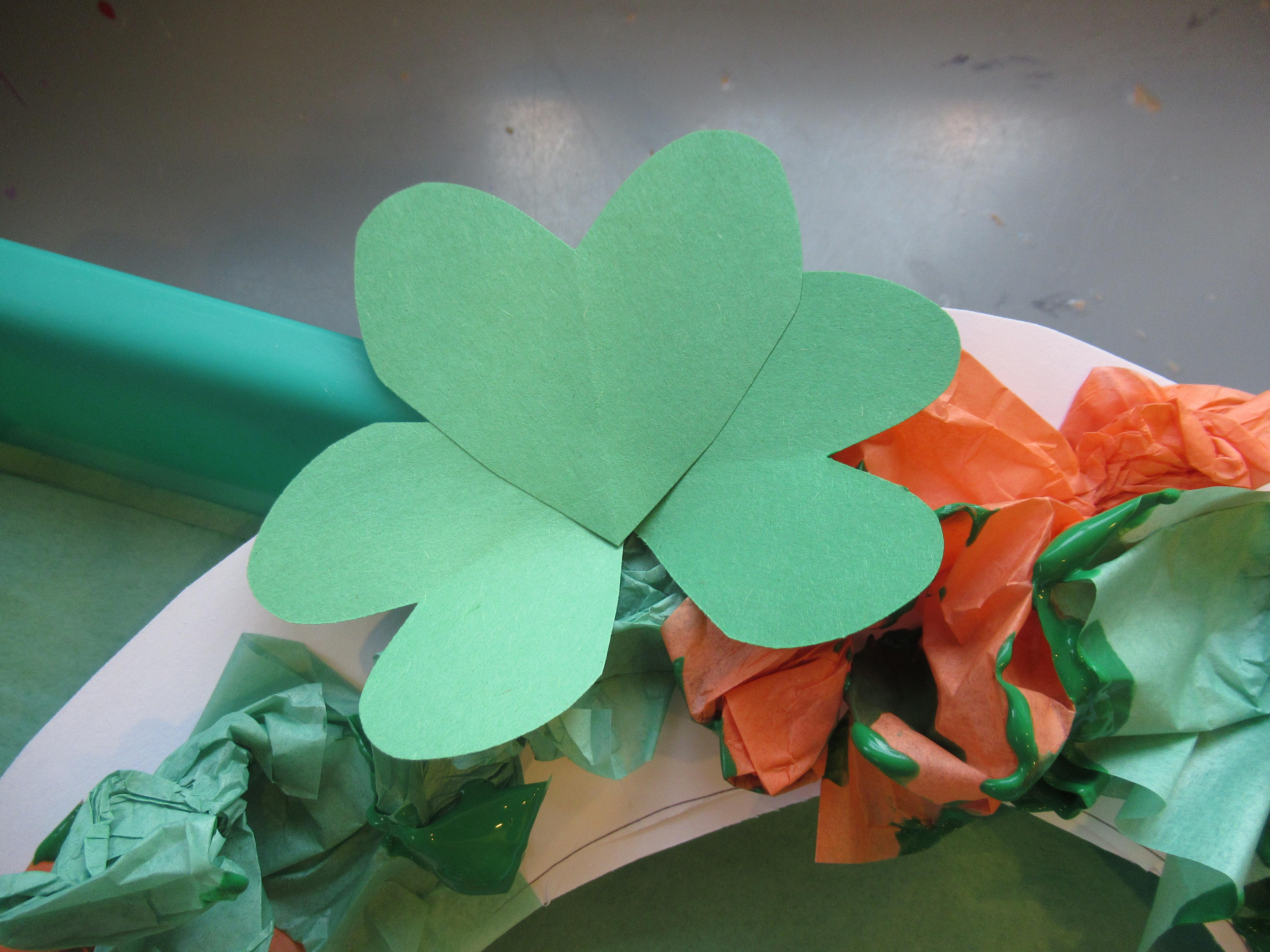 St. Patrick's Wreath (7)