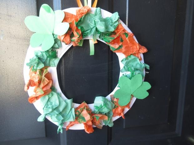 St. Patrick's Wreath (9)