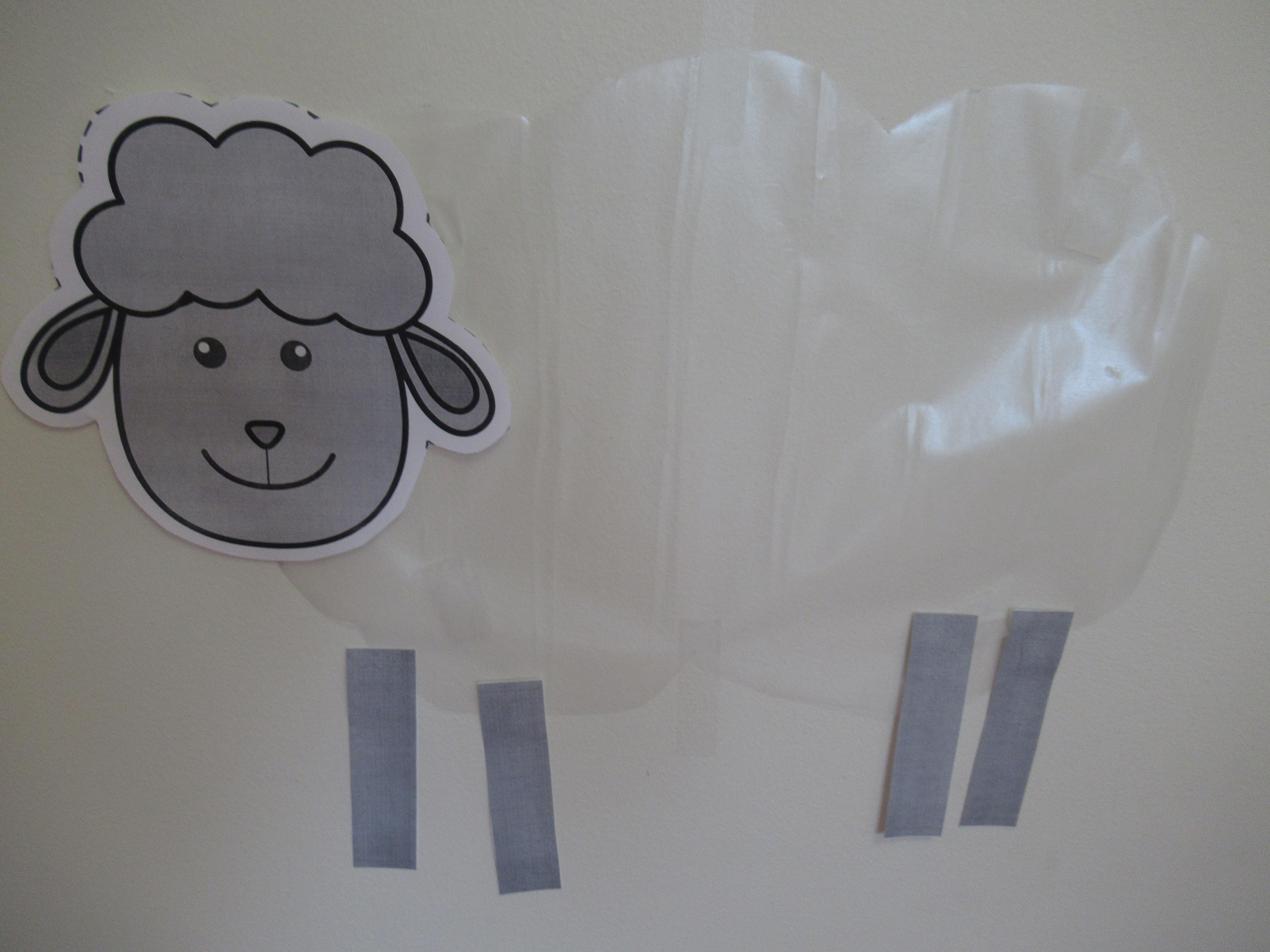 Sticky Sheep (1)