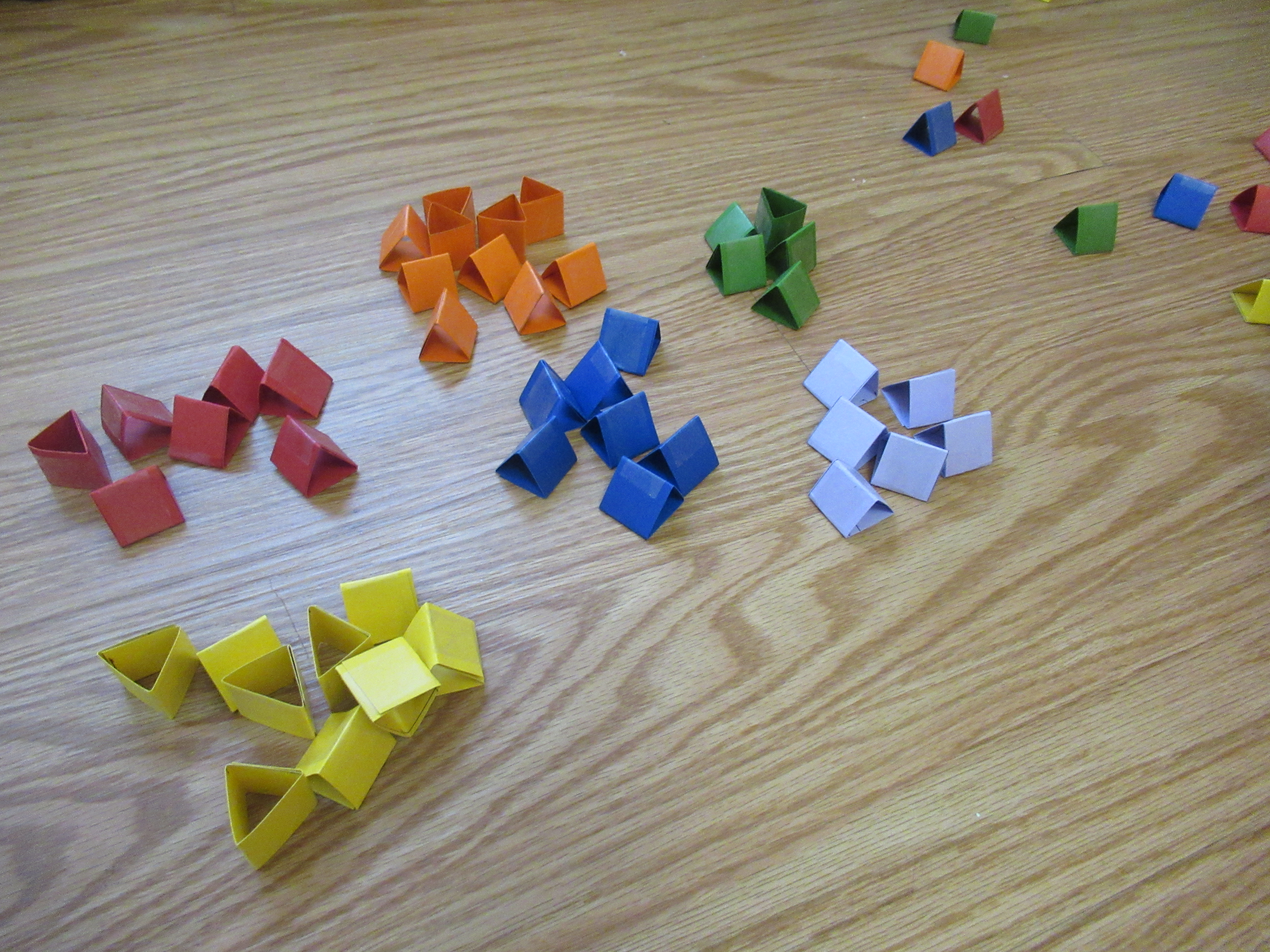 Thick Paper Towers (7)
