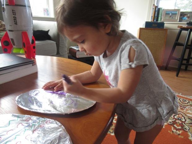 Tin Foil Easter Egg (5)