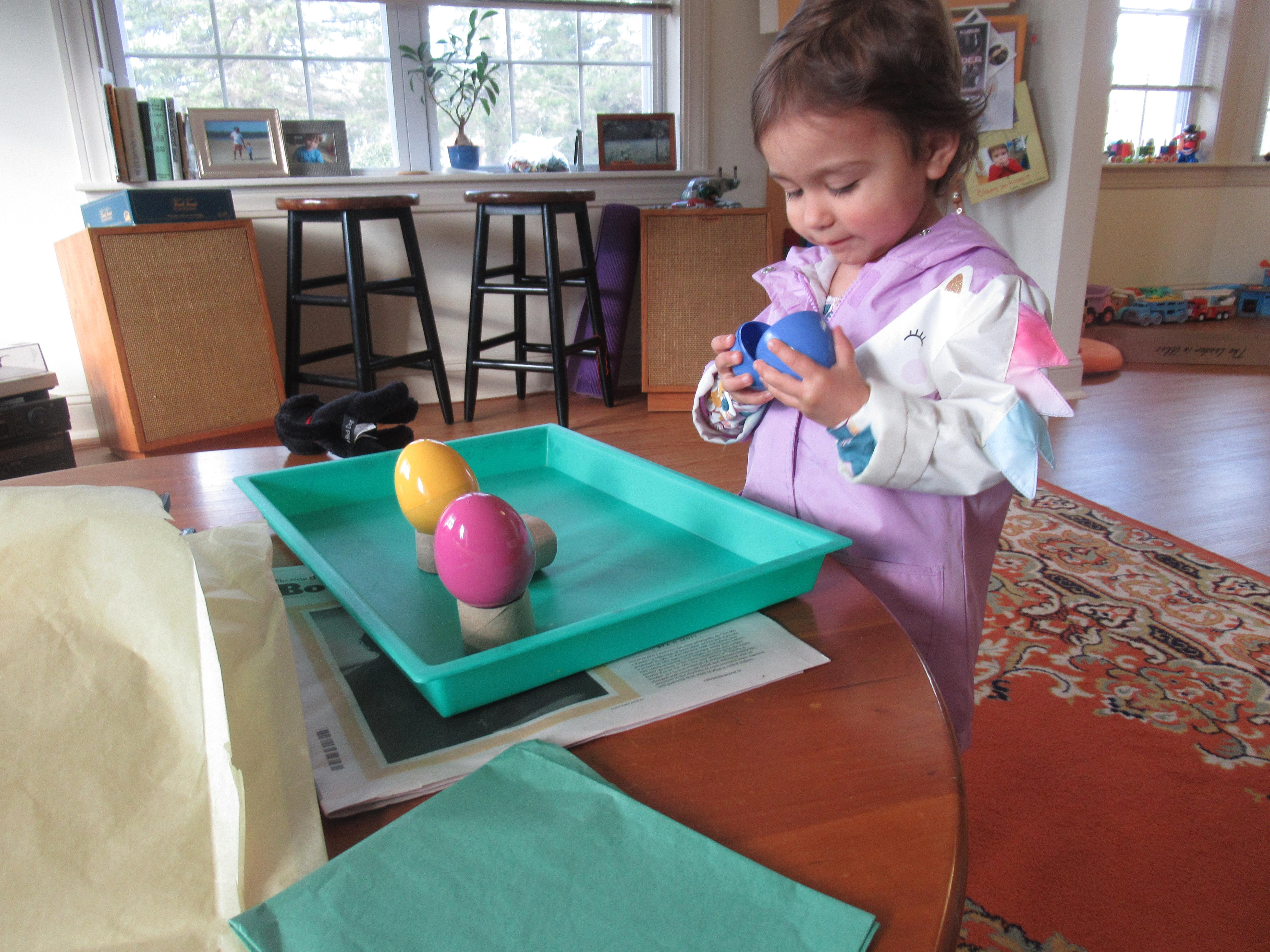 Tissue Paper Eggs (1)