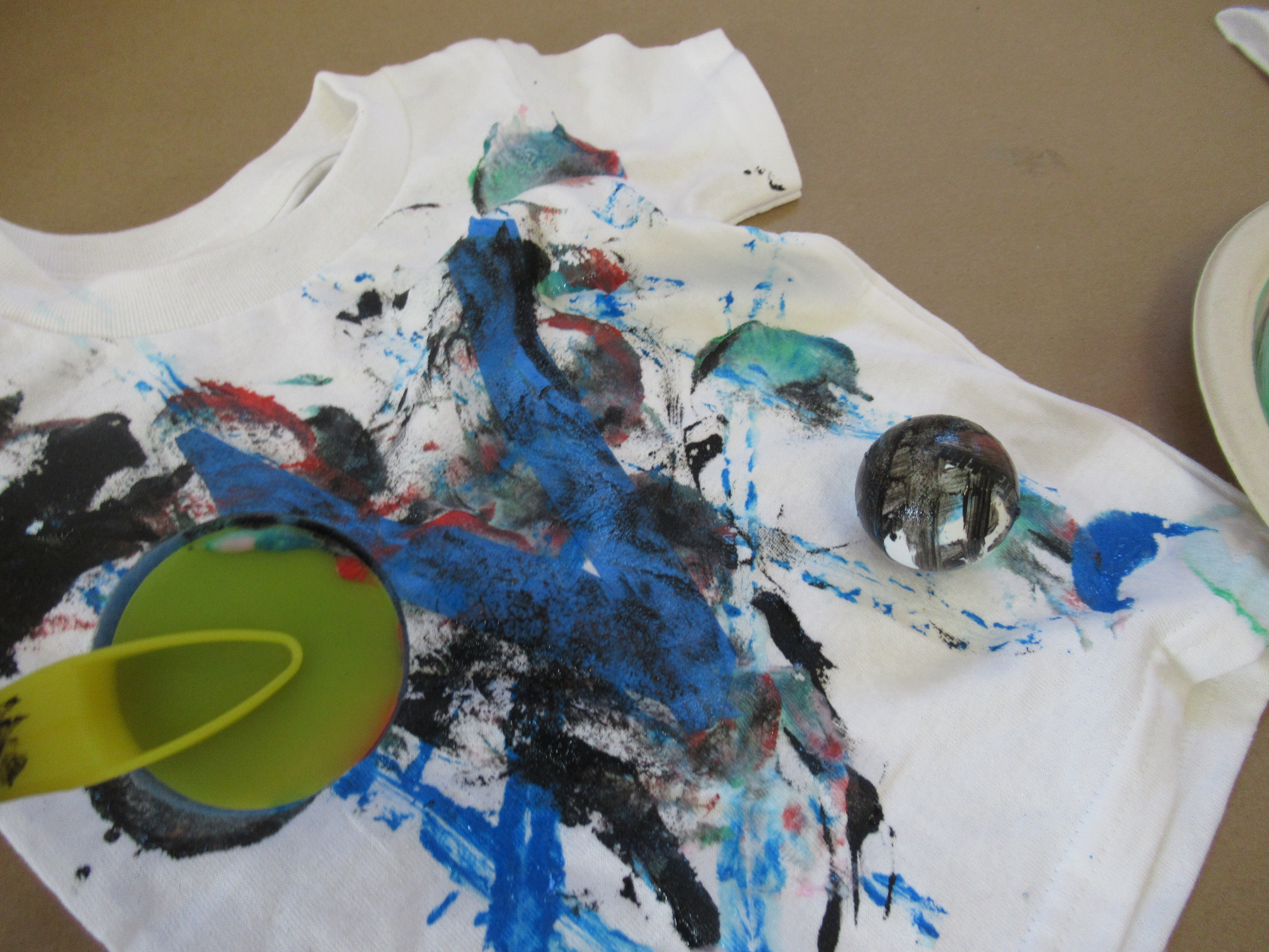 Toddler Painted T Shirt (7)
