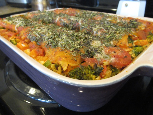 Vegetable Lasagna (2)