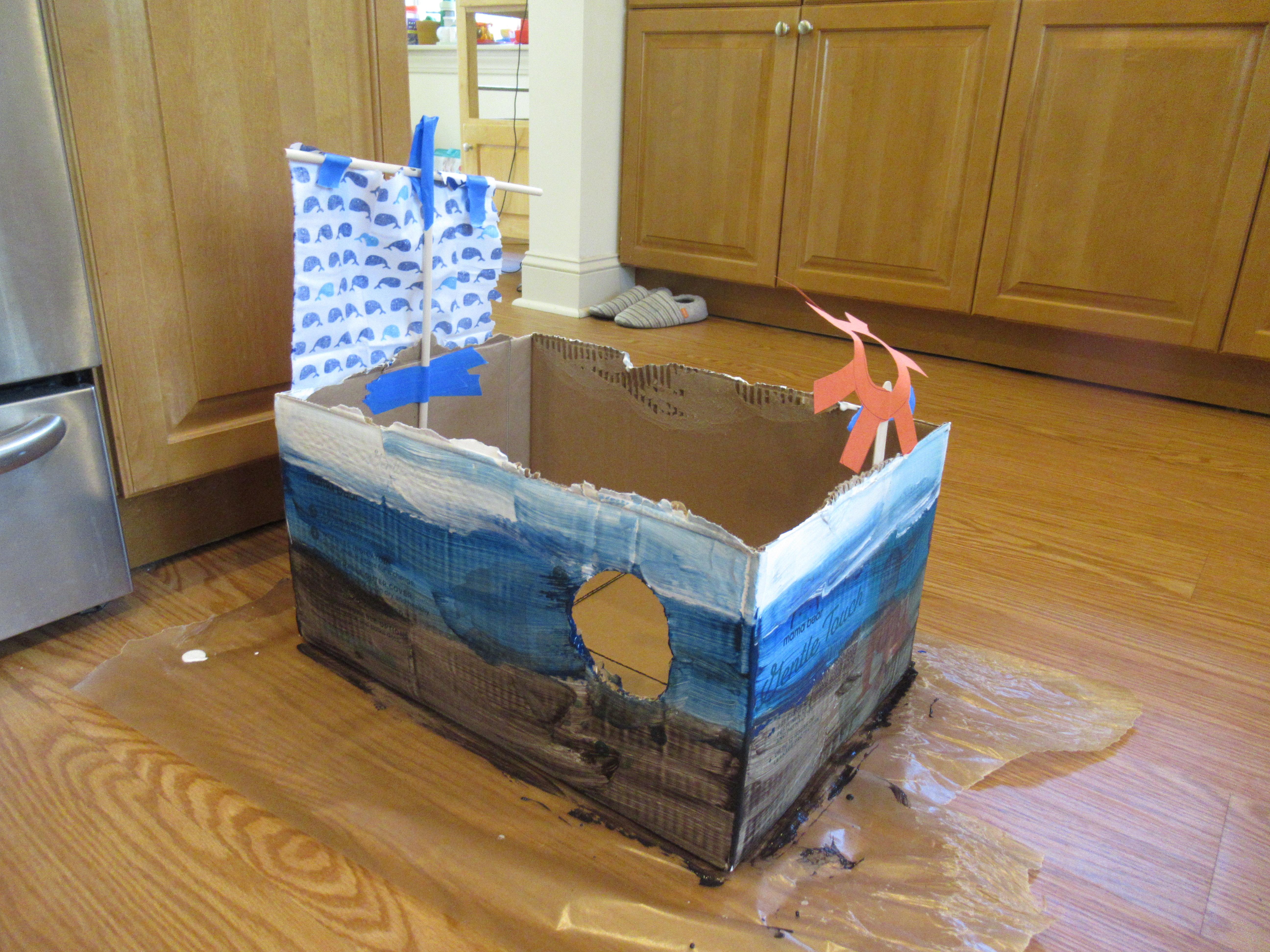 Sailor a Boat (8)