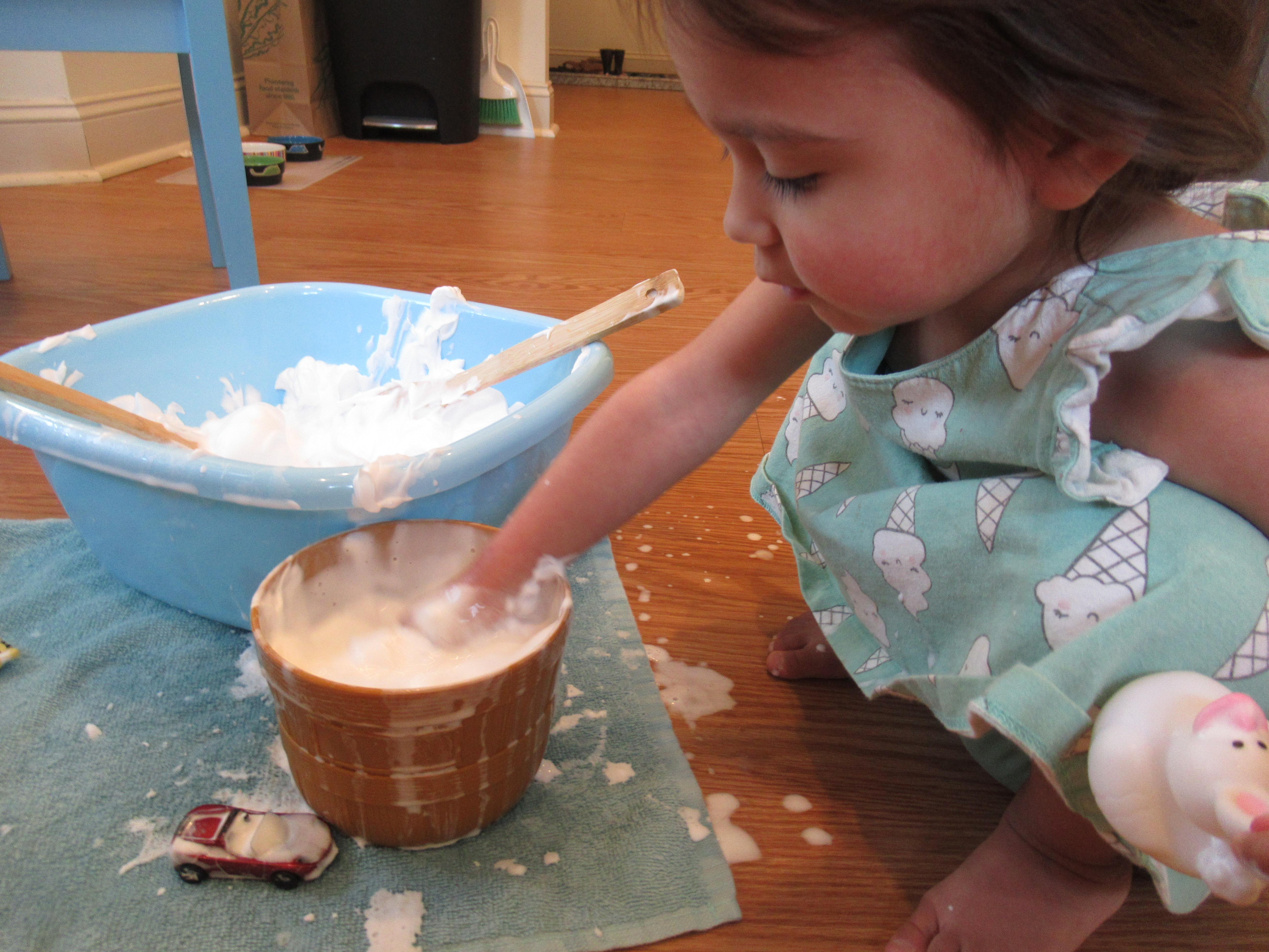 Shaving Cream Squish (10)