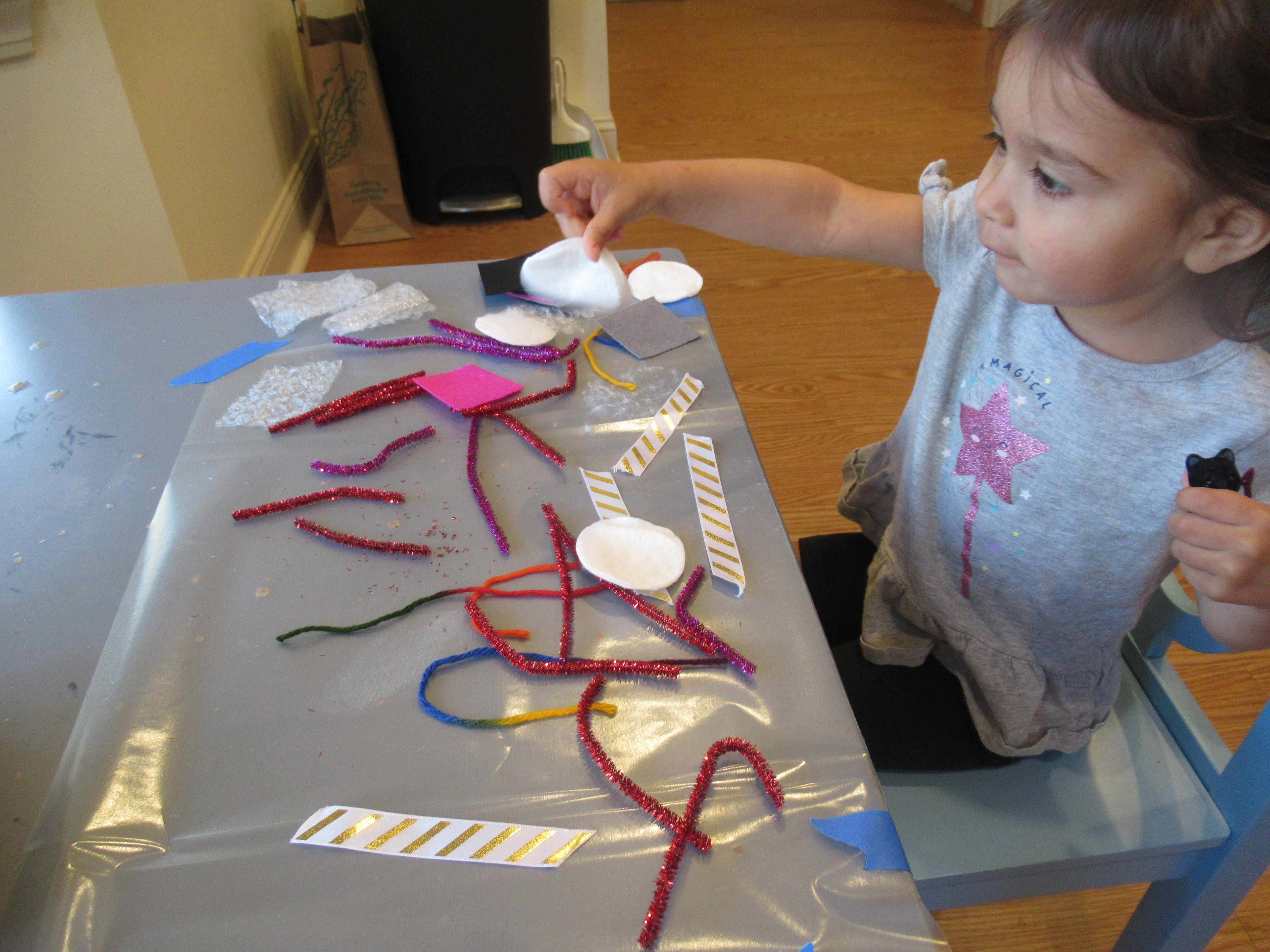 Sticky Table Sensory (5)