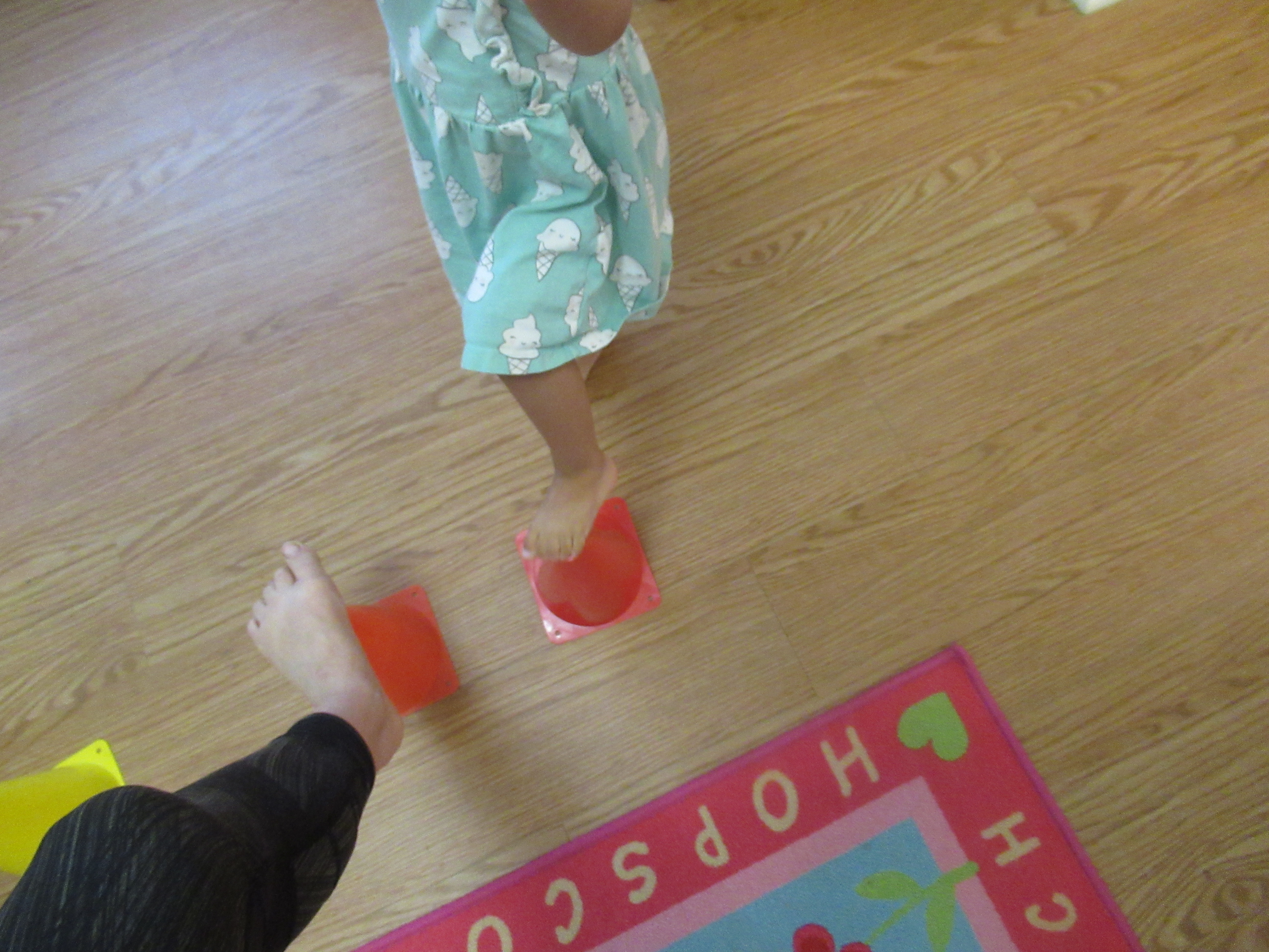 Gross Motor Color Game (3)
