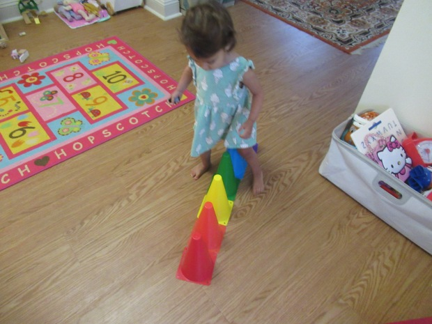 Gross Motor Color Game (5)