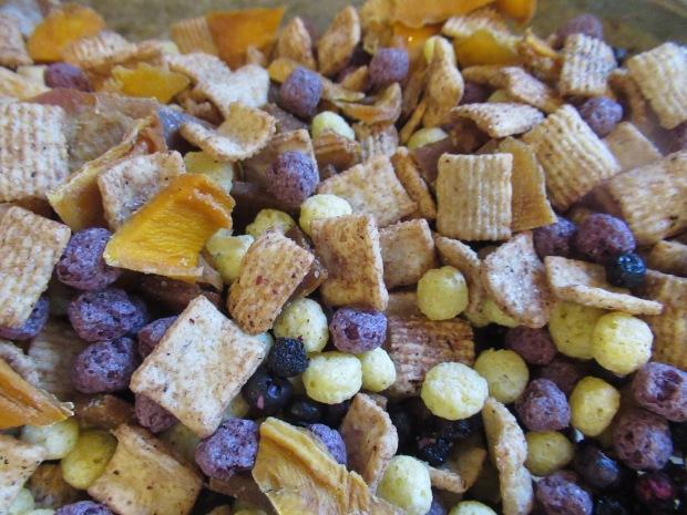 Mango Cereal Mix