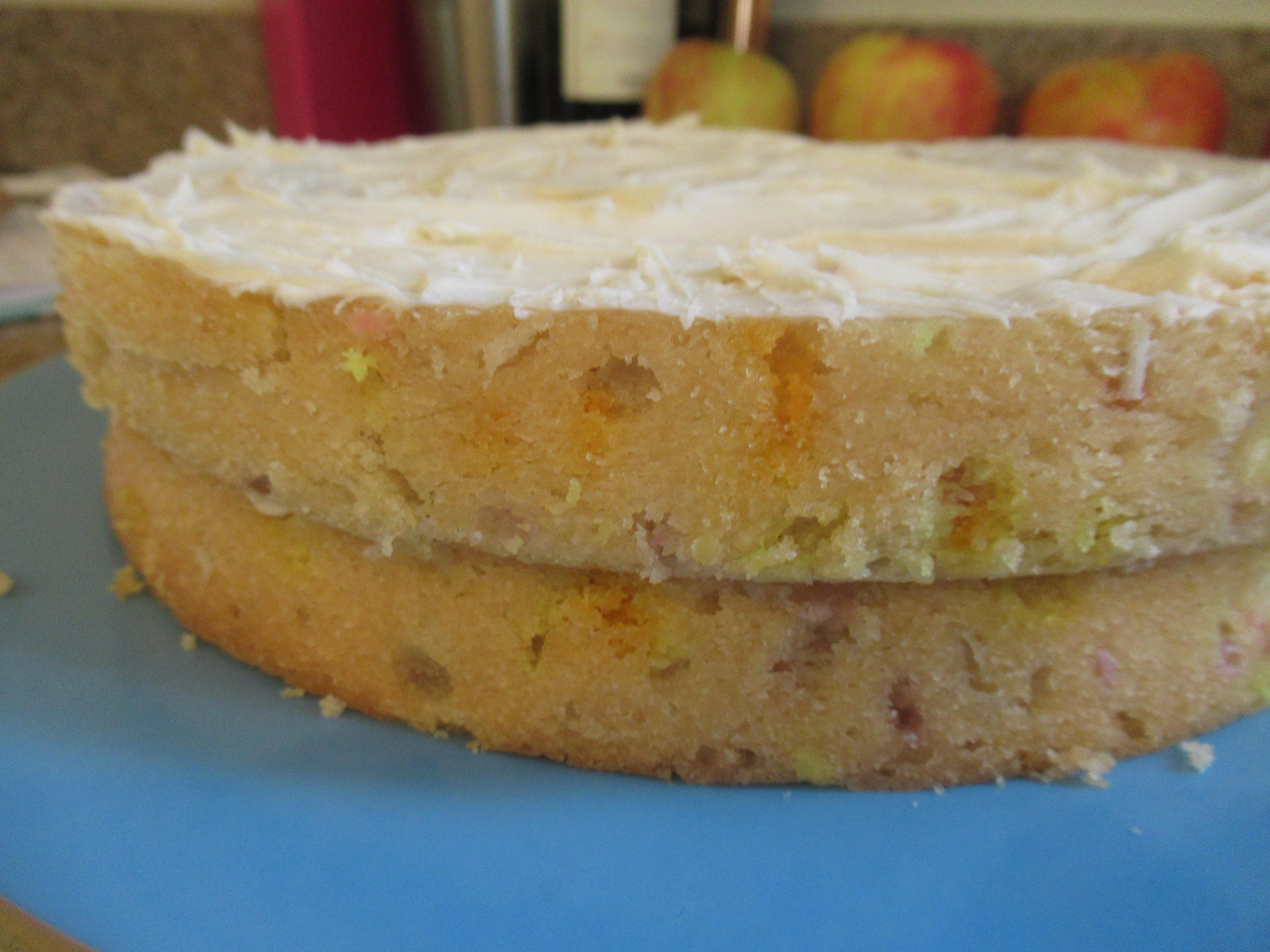 Sprinkle Cake (2)