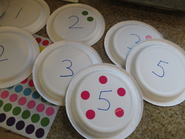 Paper Plate Numbers (1)