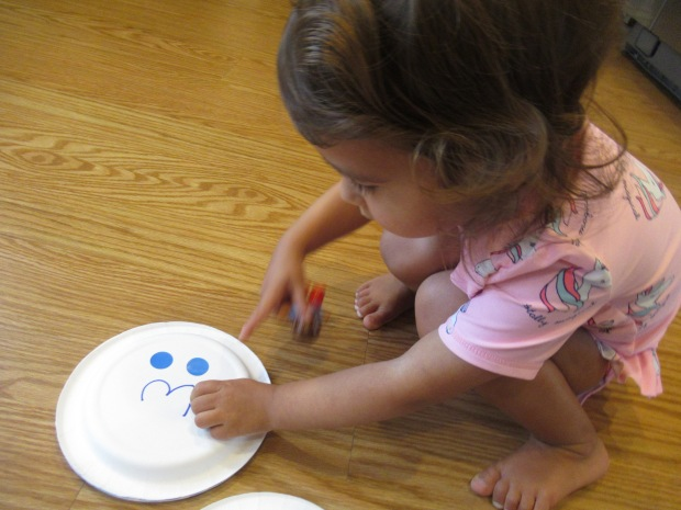 Paper Plate Numbers (4)
