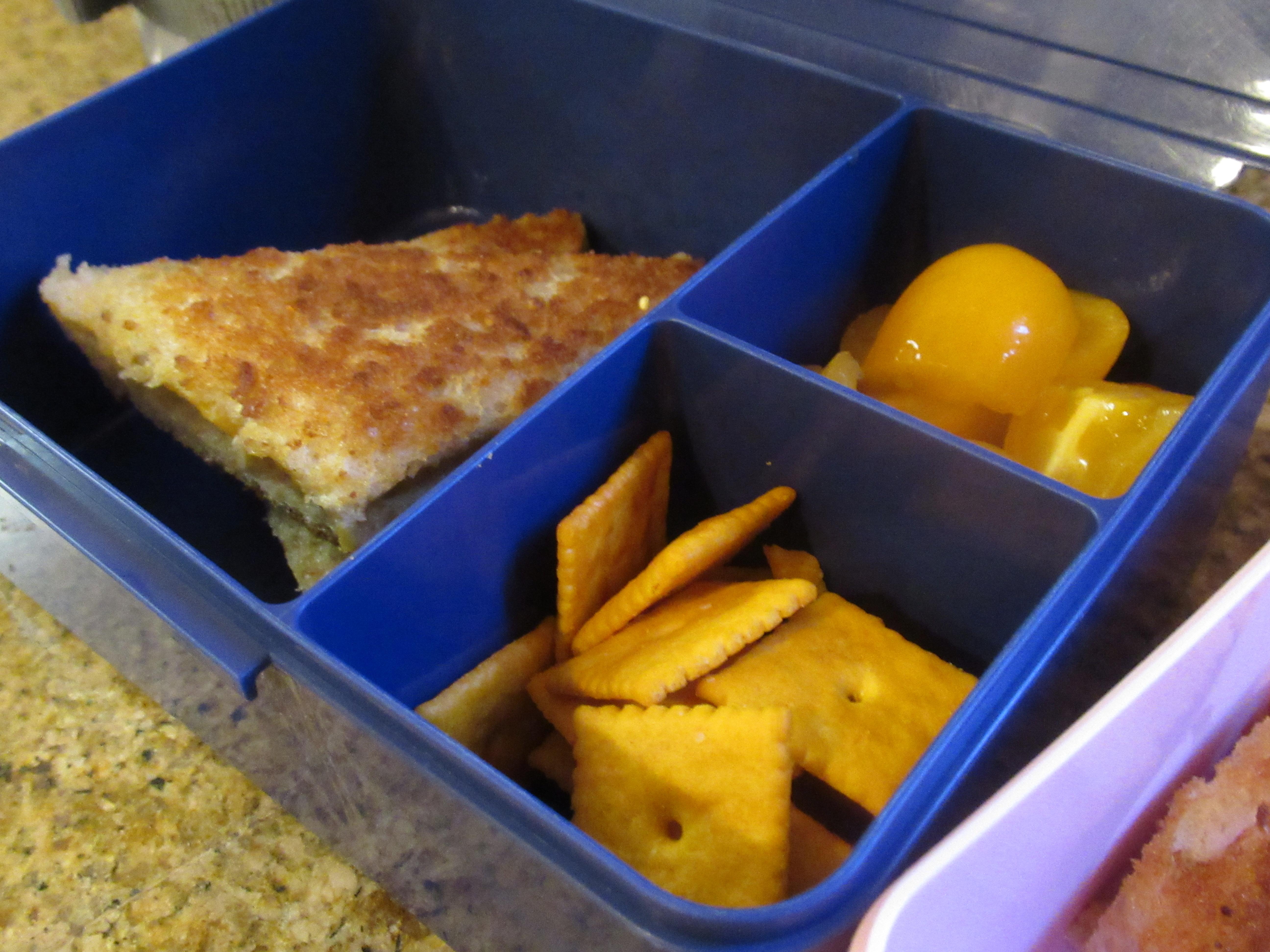 Orange Lunch