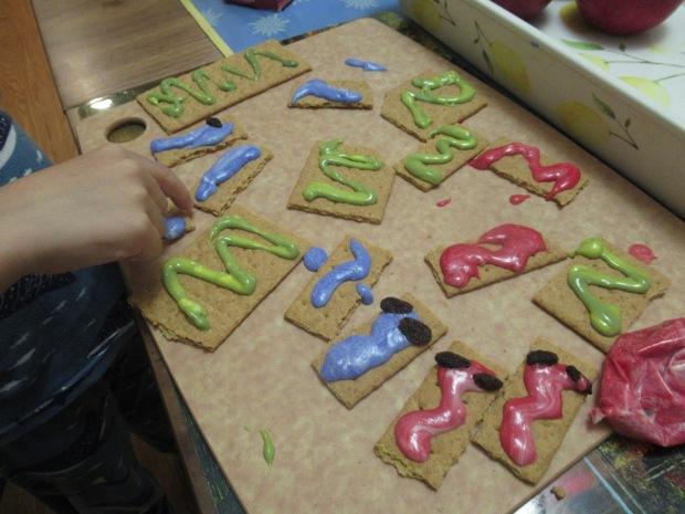 Squiggle Cookies (5)